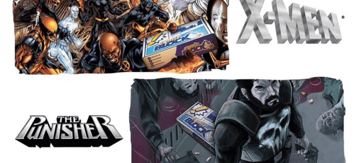 May 2016 Comic Block Spoilers & Coupon