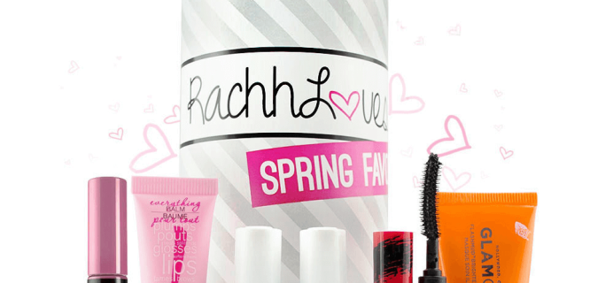 Limited Edition RachhLoves TopBox Available Now!