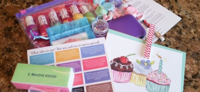 LYFnow Love Yourself First Teen Subscription Box Review – April 2016