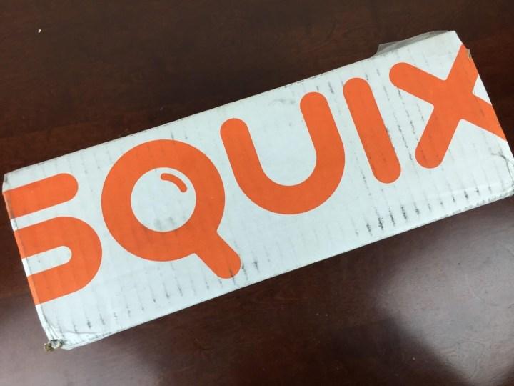 squix april 2016 box