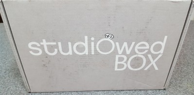 StudioWedBox April 2016 Subscription Box Review – You're Totally Invited Box