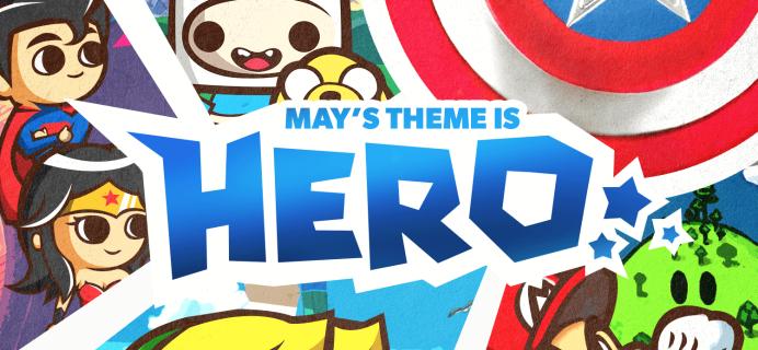 Super Geek Box May 2016 Spoilers & Coupon