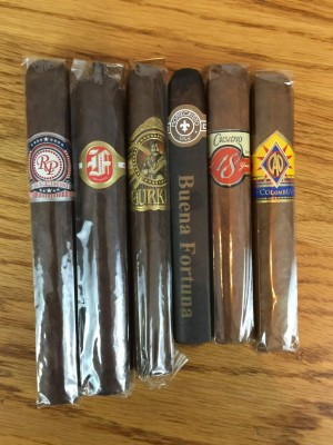 JR Cigars May 2016 Cigar of the Month Subscription Box Review