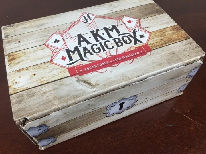 AKM Box May 2016 box