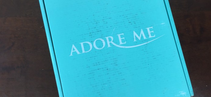 Adore Me June 2016 Subscription Box Review & Coupon