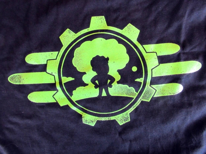 Exclusive Fallout Shirt