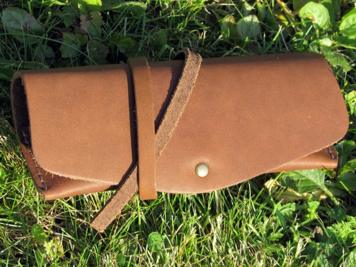 Line of Trade Leather Case