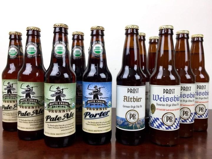 Craft Beer Club Box May 2016 review