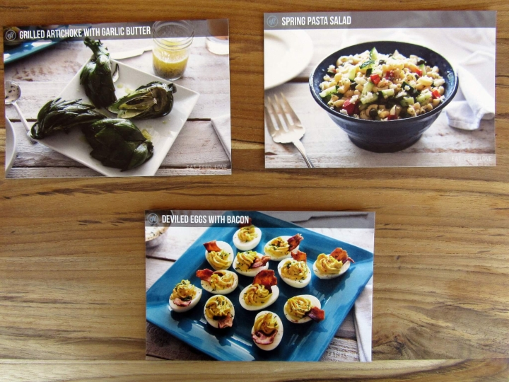 More Recipes
