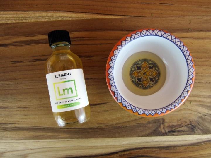 Element Lemon Mint