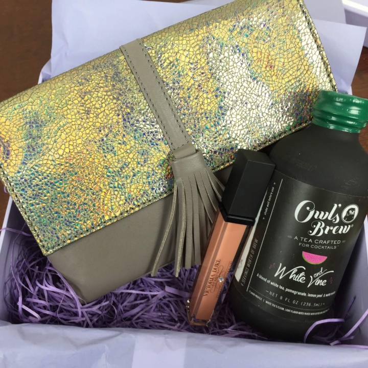 Gift Izzy Box May-June 2016 review