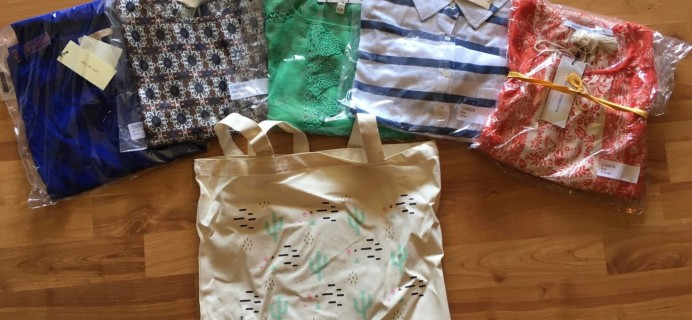 May 2016 Golden Tote Subscription Box Review – $149 Tote