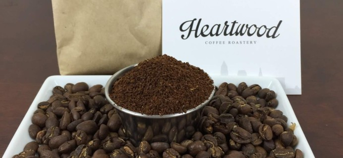 Heartwood Coffee Club May 2016 Subscription Box Review + Coupon