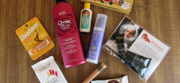 How To Be A Redhead Subscription Box Review – May 2016