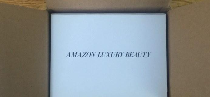 Amazon Luxury Beauty Box Review – April 2016