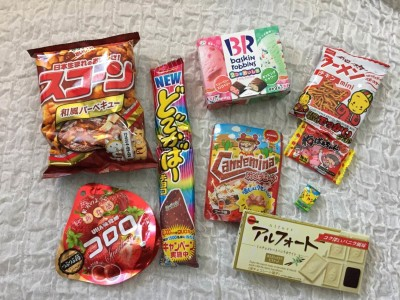 Taste Japan May 2016 Subscription Box Review