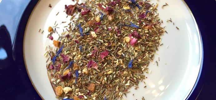 Art of Tea May 2016 Subscription Box Review