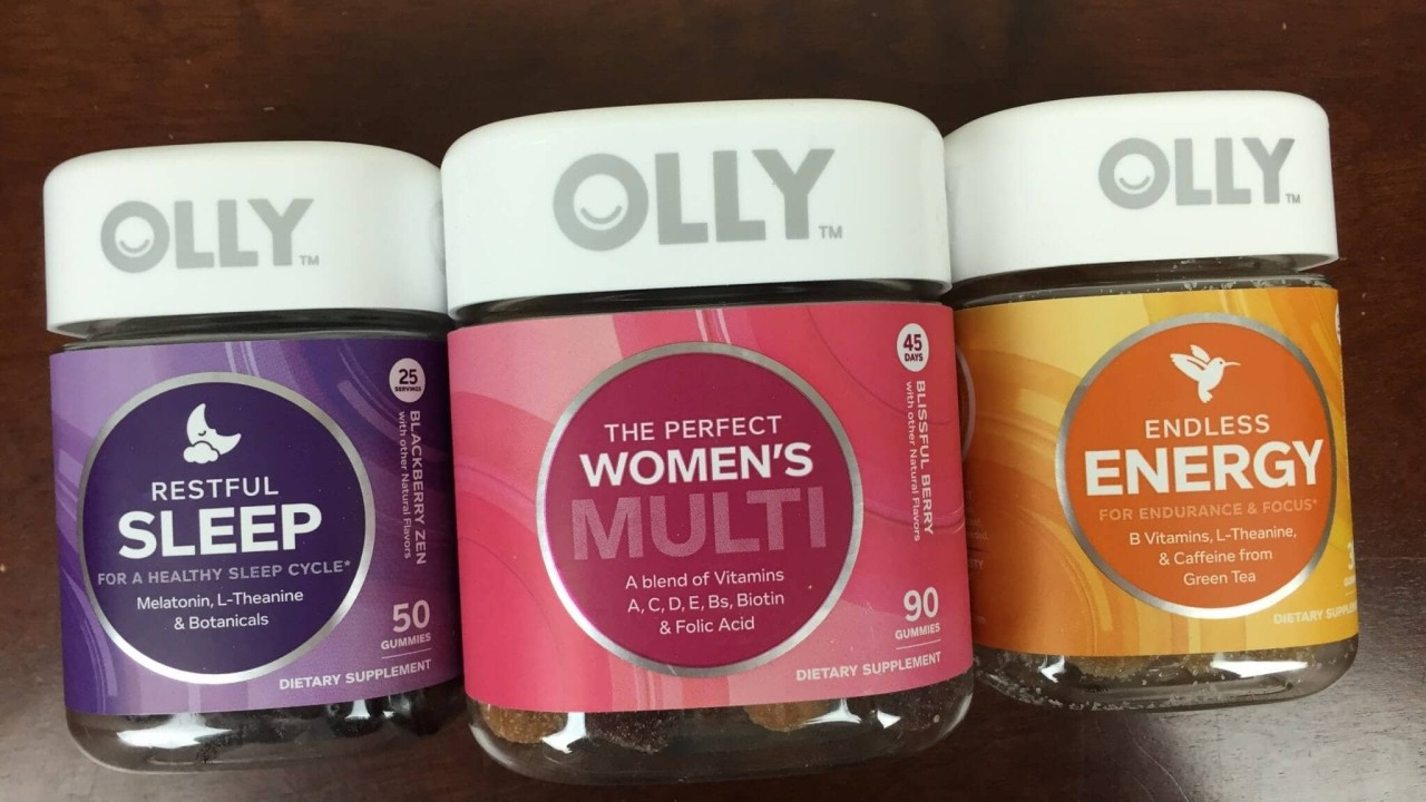 Olly Vitamins Review Women S Hello Subscription
