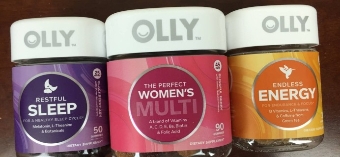 OLLY Vitamins Review – Women's