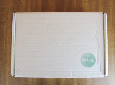 OleaBox Time of the Month Subscription Box Review – May 2016