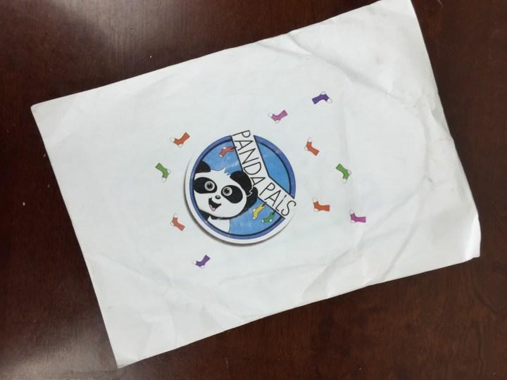 Panda Pals Box May 2016 box