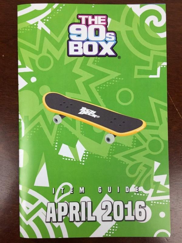 The 90s Box April 2016 (9)