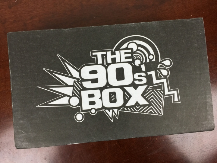 The 90s Box April 2016 Box (2)