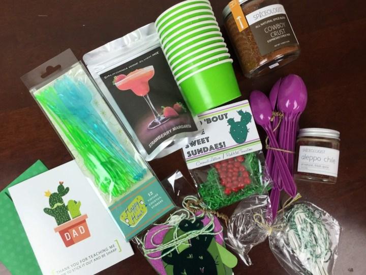 Tinselbox May 2016 review