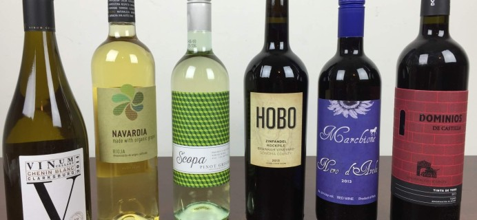 Wine Awesomeness May 2016 Review &  Coupon
