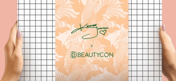 FULL Beautycon BFF Box Summer 2016 Spoilers