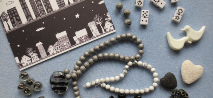 Blueberry Cove Beads Subscription Box Review – May 2016