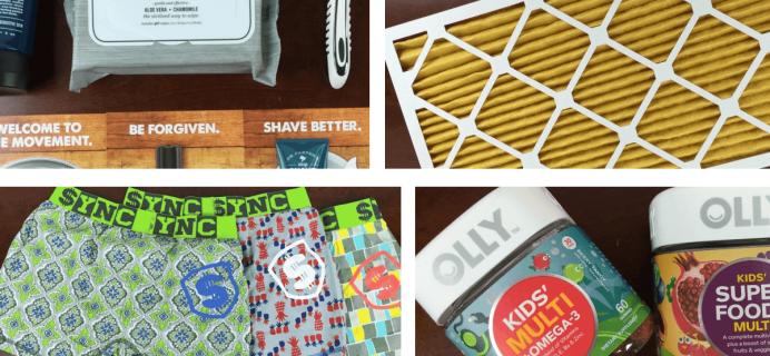 Subscription Boxes That Make Boring Stuff Fun