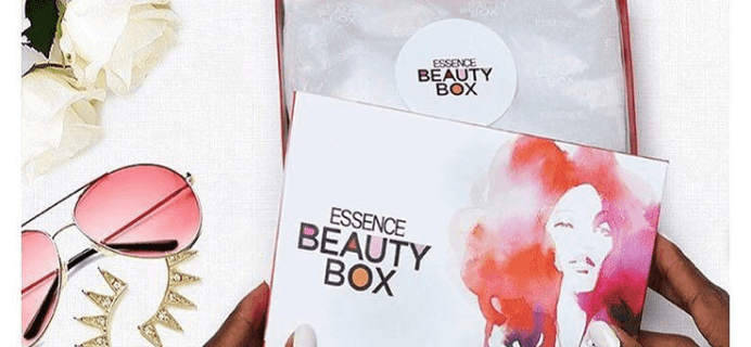 Essence Beauty Box August 2016 Full Spoilers & Coupon