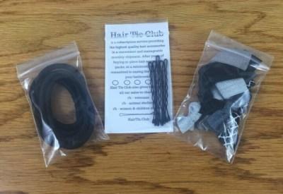 Hair Tie Club Subscription Review – April 2016