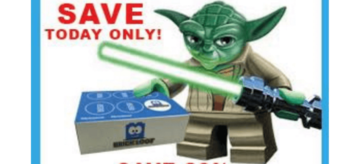 Brick Loot May The 4th Be With You Sale – 24 Hours Only!