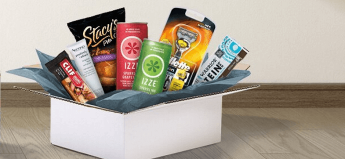 FREE Amazon Prime Mr. Olympia Sample Box After Credit!