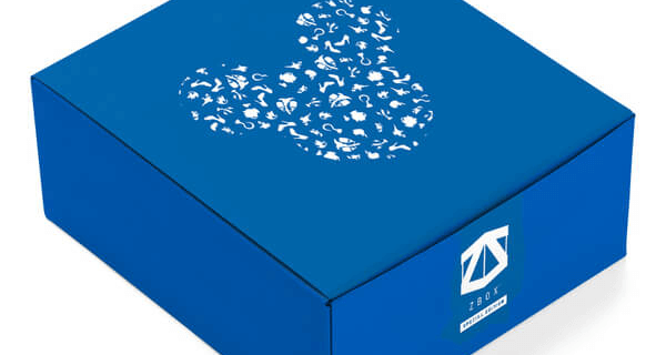 ZBOX Limited Edition Disney Collector's Box Available Now!