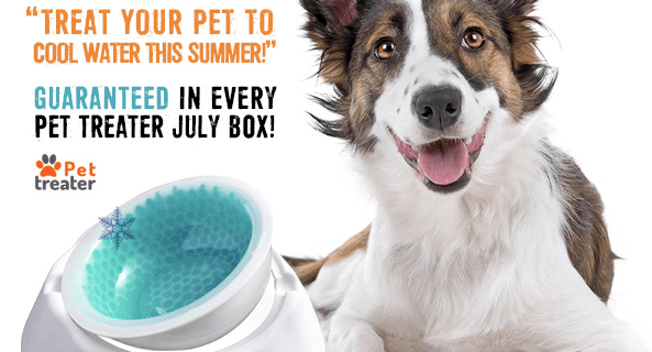 Pet Treater July 2016 Spoiler & Coupons!
