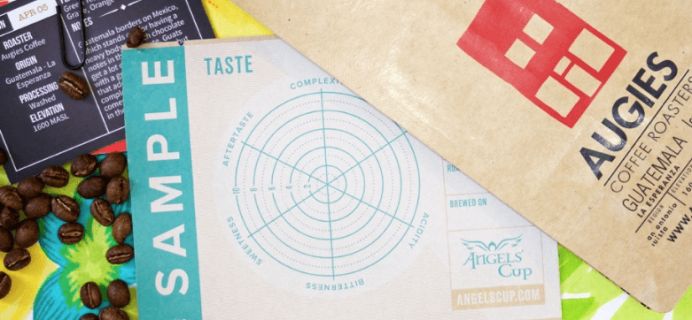 Angels' Cup Cupping Flight Size Increasing – Lock In Price + Coupon!