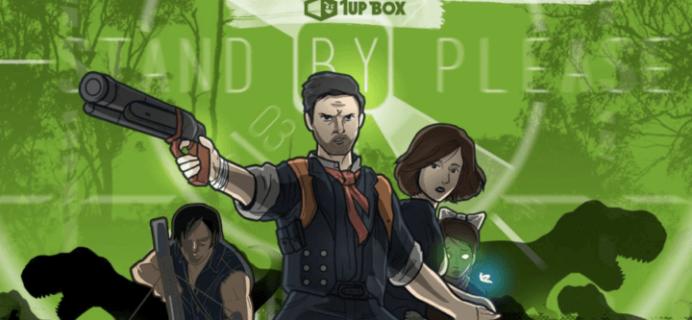 June 2016 1Up Box Spoilers: SURVIVAL + Coupon!