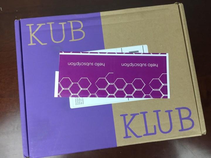 kub klub may 2016 box