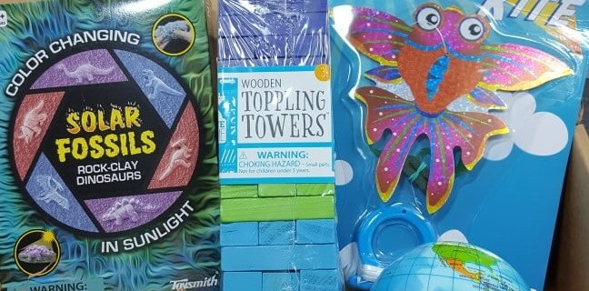 Toybox Subscription Box Review & Coupon – April 2016