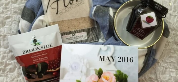 White Willow Box May 2016 Subscription Box Review