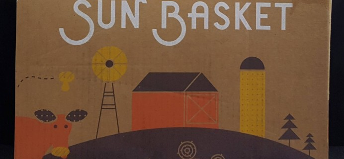 Sun Basket Review & $30 Coupon – June 2016