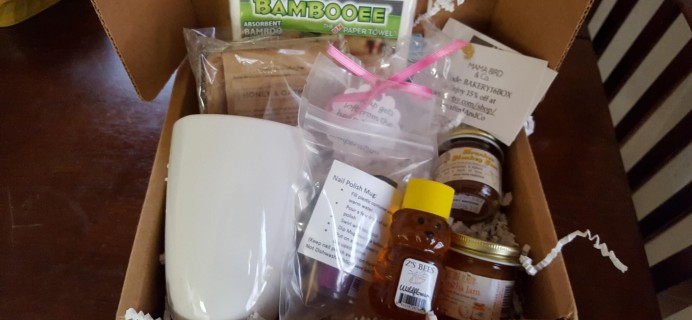 Bakery 16 June 2016 Subscription Box Review + Coupon