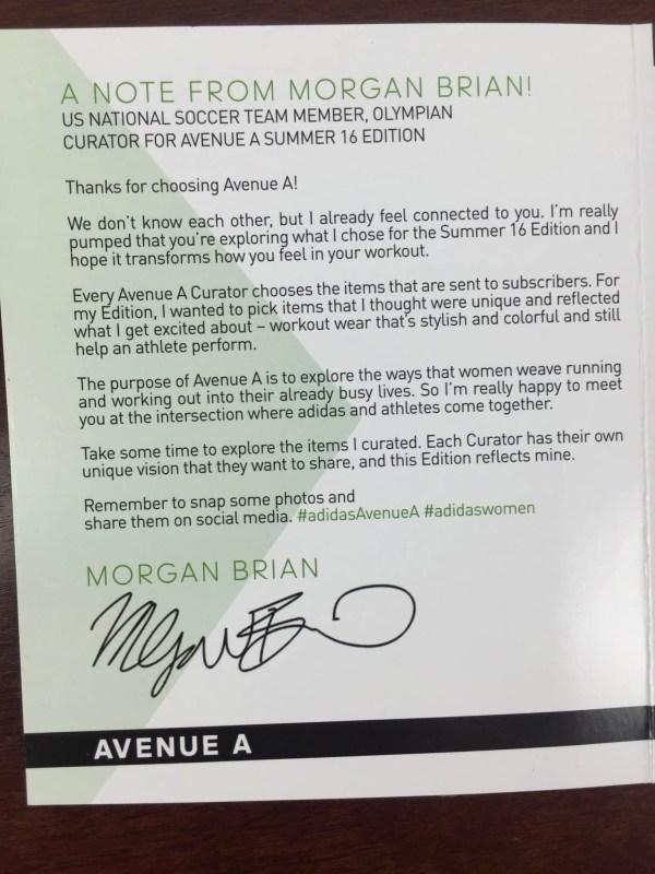 Avenue A by adidas Box Summer 2016 (4)
