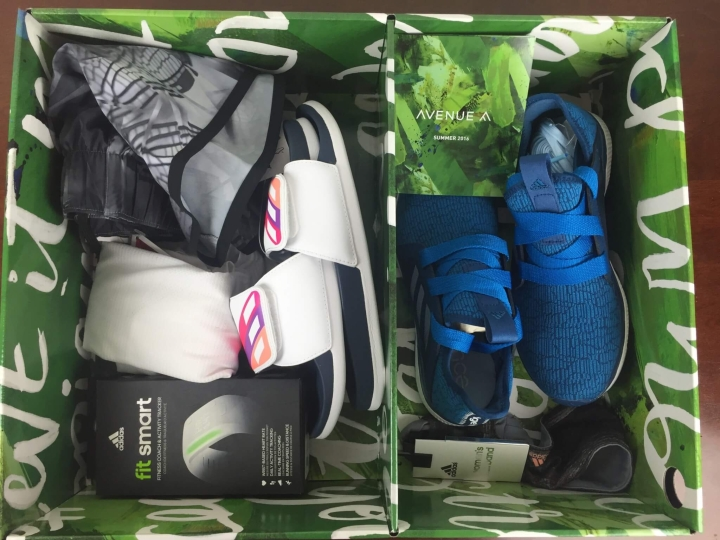 Avenue A by adidas Box Summer 2016 review