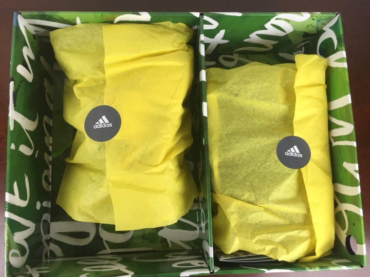 Avenue A by adidas Box Summer 2016 unboxing