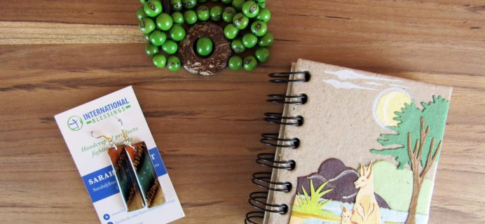 Box of Blessings Subscription Box Review & Coupon- June 2016