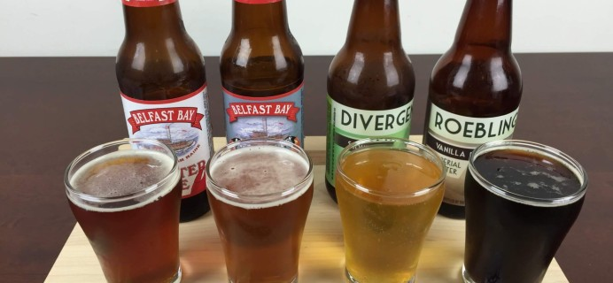 Craft Beer Club June 2016 Subscription Box Review & Coupon
